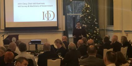Guernsey's Machinery of Government - Ideas to make a difference