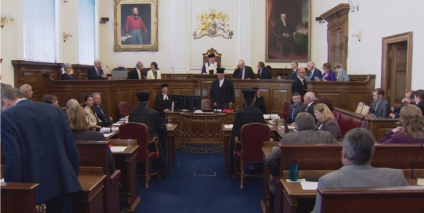 Guernsey's Machinery of Government - States Requête