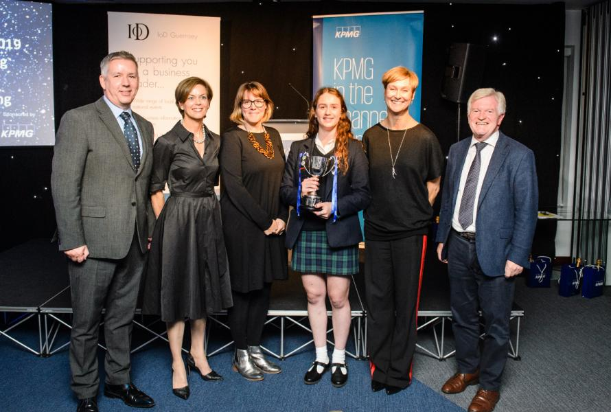 IoD Management Shadowing 2019