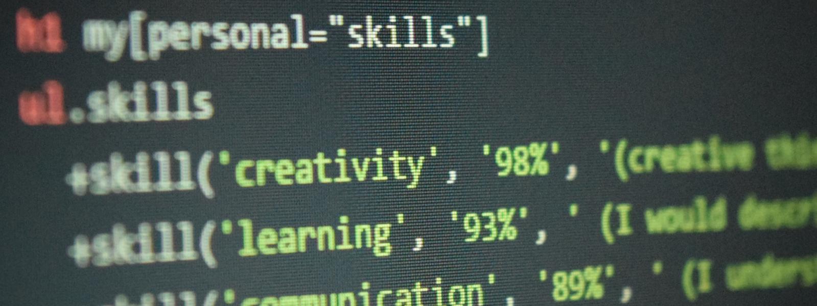 Skills & Population