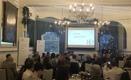 IoD December Breakfast