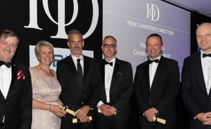 IoD Directors recognised at Gala Dinner
