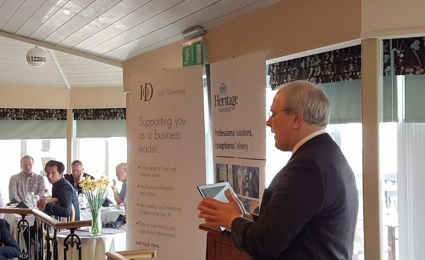 April Lunch sponsored by Heritage Insurance