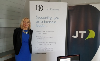May 13th IoD Seminar on Angel Investing sponsored by JT
