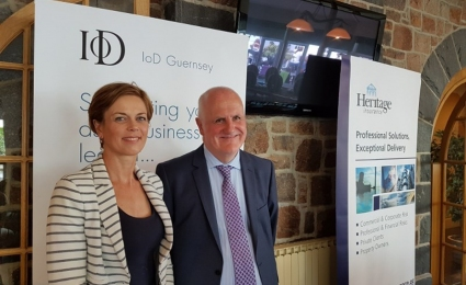 IoD May Members Lunch Sponsored by Heritage Insurance